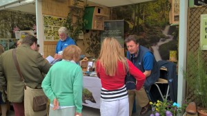 Fundraising for the RSPB